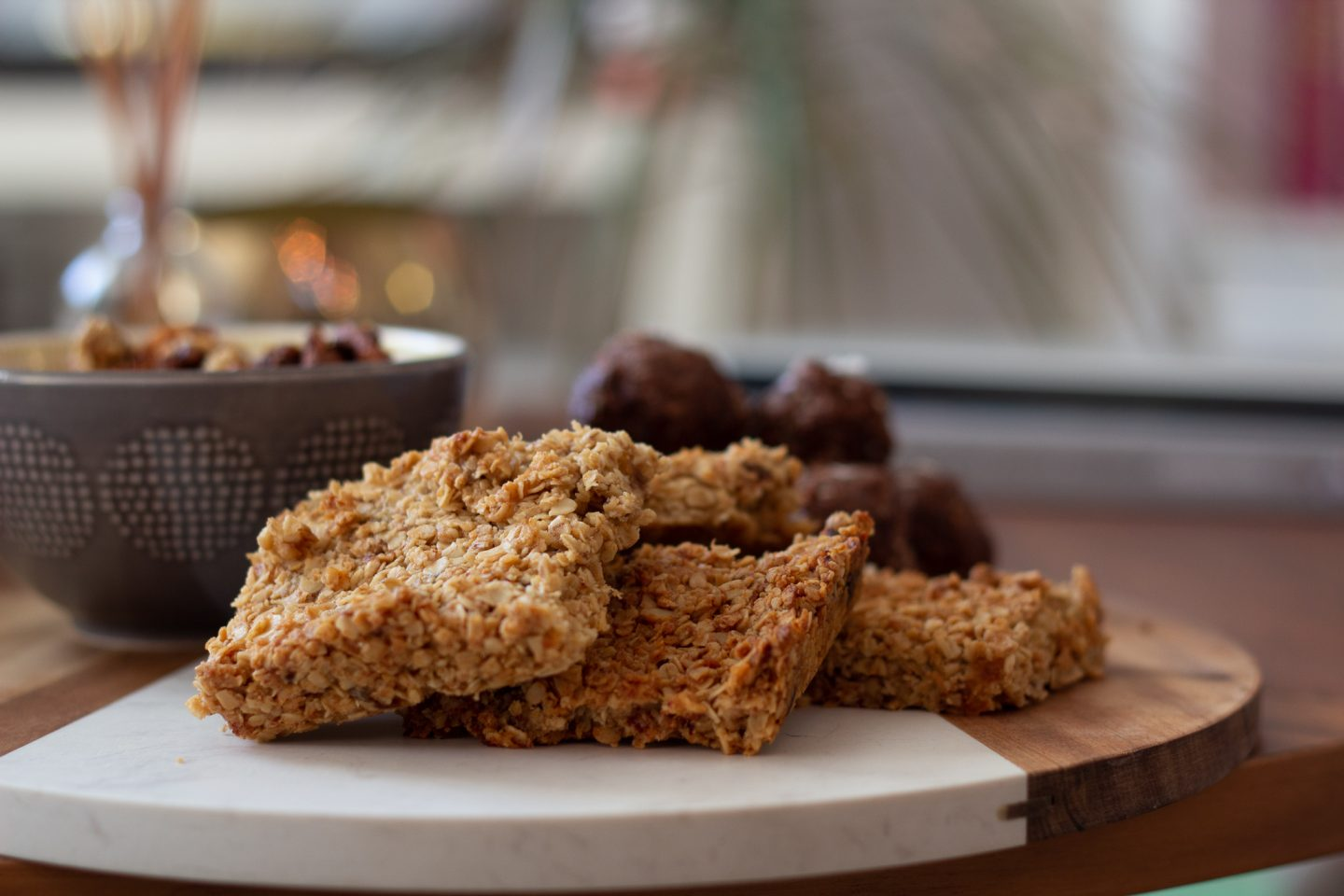 Top 3 Sugar-Free Snacks for Autumn – Part 2: Flapjack & Nut Granola