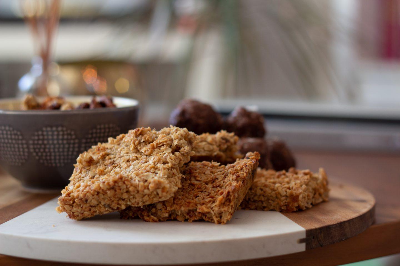 Top 3 Sugar-Free Snacks for Autumn – Part 2: Flapjack & Nut Granola
